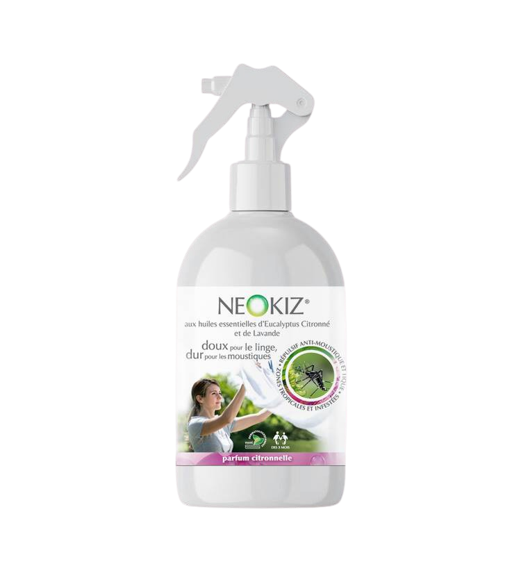 Flacon de Spray Anti-moustique Neokiz