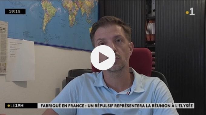 Un répulsif anti-moustiques conçu à La Réunion